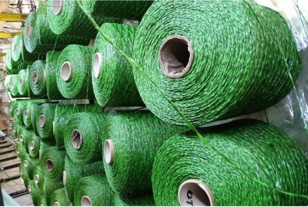 کارخانه تولید چمن مصنوعی