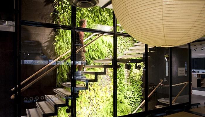 باغچه مصنوعی در خانه